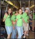 Horsehead Teens Subway