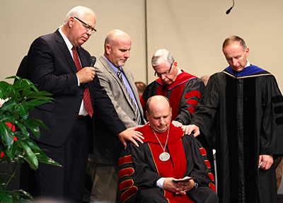 Faith Baptist Bible College and Theological Seminary Installs Jim