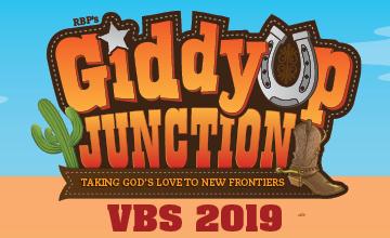 RBP's Giddyup Junction VBS 2019