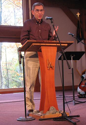 Renald E  Showers, Writer, Speaker, and Professor | GARBC