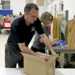 Churches Combine Efforts to Complete Bible Project