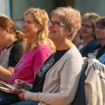 Camp Hosts Iowa Women's Conference