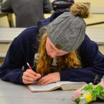 Students Enjoy Winter Retreat in Montana
