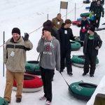 Maryland Students Enjoy 'Winter Thing'