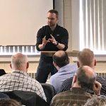 Conference Addresses Qualities of Spiritual Manhood