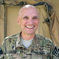 Chaplain Bill Gasser Returns Home from Afghanistan