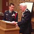 Chaplain Jack Schultz Named Indiana Squadron Chaplain of the Year