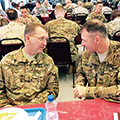 Chaplain John Jensen Deployed to Kuwait