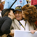 Honor Flight to Washington, D.C., Memorials