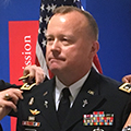 Chaplain Jack Stumme Promoted to Colonel