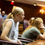Teens Enjoy Indiana Capitol Tour