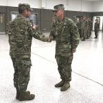 Ch. Peter Klotzbach Promoted to Major