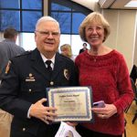 Ch. David Murdoch Recognized for Service