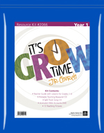 Children's Church Curriculum | It's Grow Time Kit - Year 1