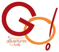 Go! 5 mission adventures for kids
