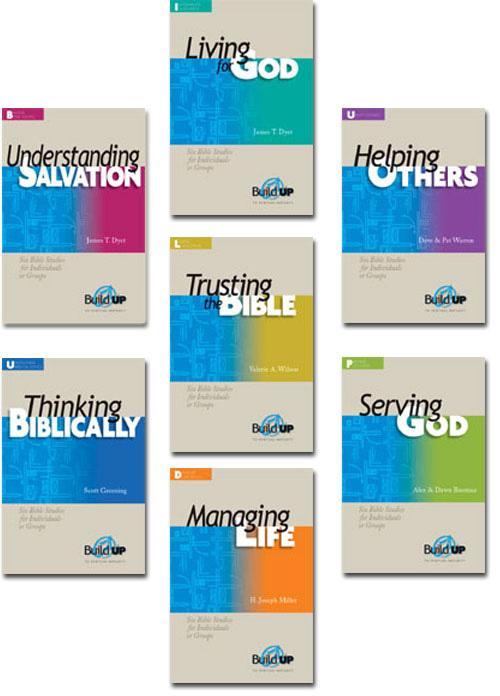BuildUP Bible Studies 1