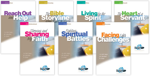 BuildUP Bible Studies 2