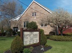 First Baptist Church Wellington Church
