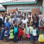 VBS Offering Funds Construction of Orphanage