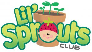 Lil' Sprouts Club Logo