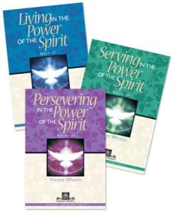 Power of the Spirit 3 Study Set
