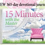 "New Devotional Encourages ""15 Minutes with the Master"""