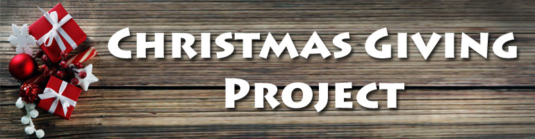 Christmas Giving Project