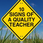 "Free Webinar on ""10 Signs of a Quality Teacher"""