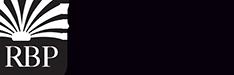 RBP Black and White Logo