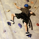 RBP Hosts Rock-Climbing Event