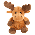 Bruce the Moose on the Loose at GARBC Conference