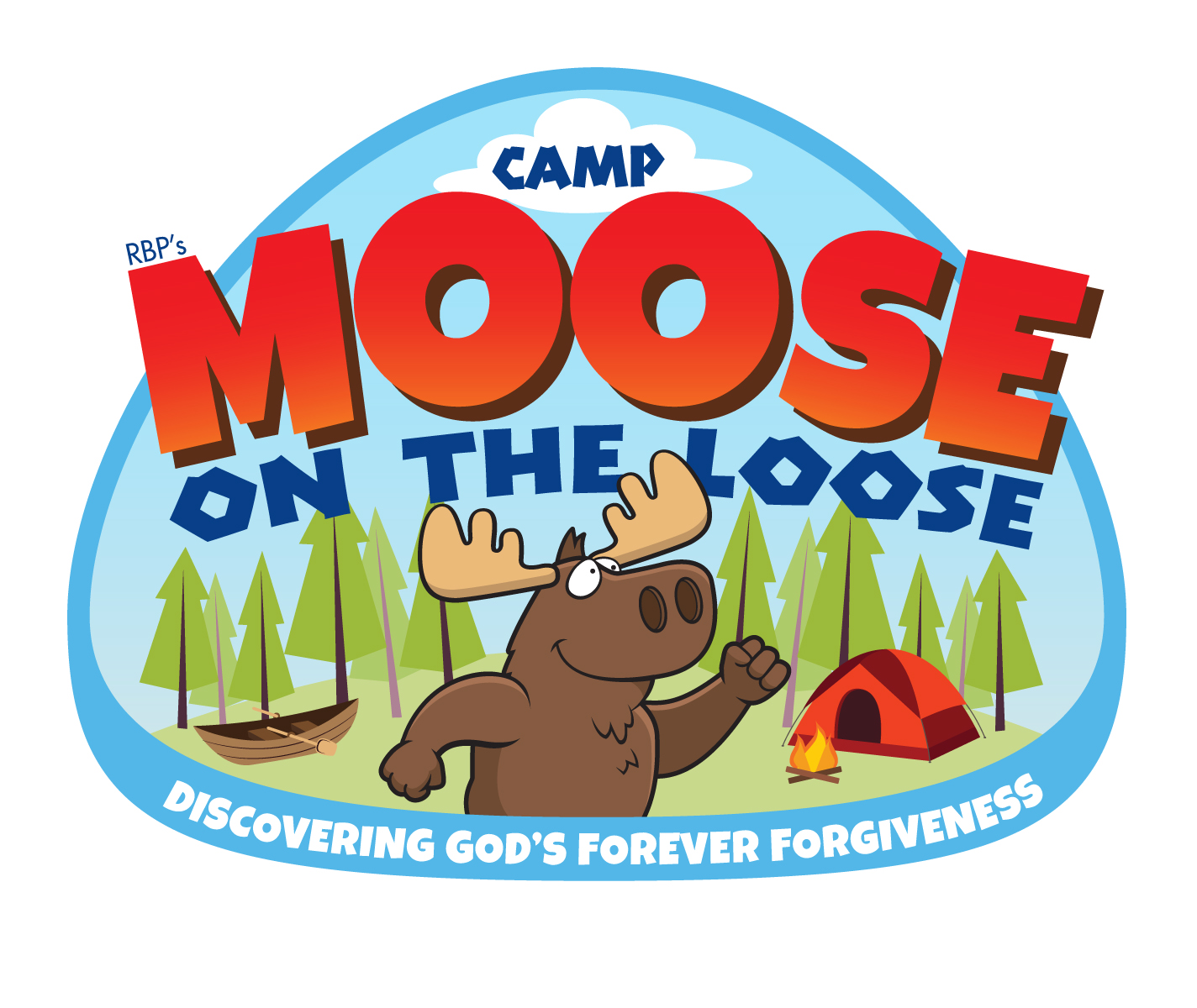 VBS 2018 Camp Moose on the Loose High-Resolution Images | Regular