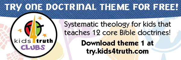 Try one doctrinal theme for free! Download theme 1 at try.kids4truth.com.