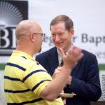 RBP Author Speaks on His Book Biblical Slave Leadership