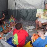 Camp Moose on the Loose VBS Programs Underway