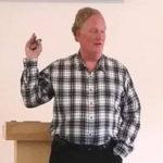 Ken Pyne Speaks at Church Family Camp