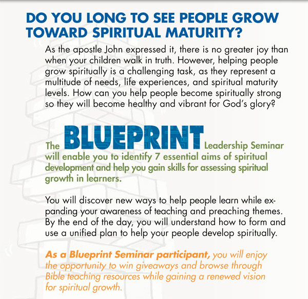 Blueprint Leadership Seminar