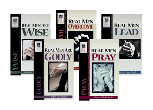 Real Men... Men's Bible Study Series