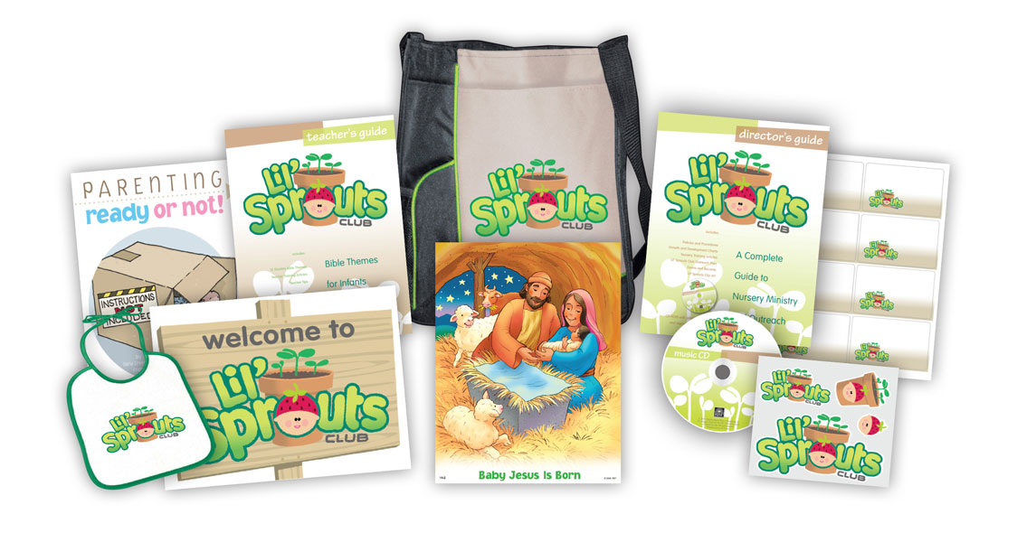 Lil' Sprouts Club