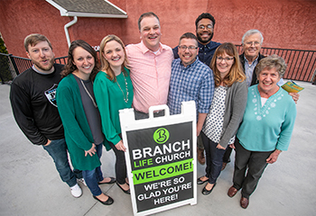 Branch Life Church Plant Team including Scott Greening, RBP author
