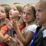 Children Learn to Worship Our Great God
