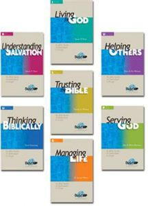 BuildUp series 1 books