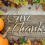 Thanksgiving, Ingratitude, and Idolatry