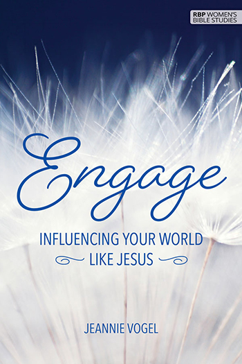 Blue and white cover (Dec. 2020) of Engage