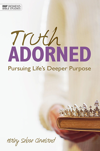 Truth Adorned cover to help you fulfill your mission