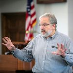 Newman Speaks at IL-MO Spring Conference