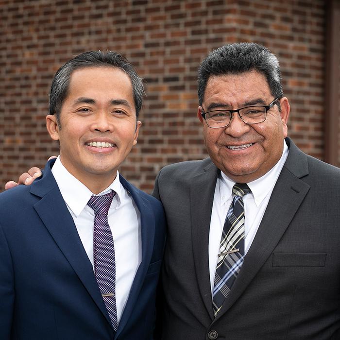 Hispanic Church Plant Holds Dedication Service