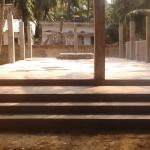 church finish project