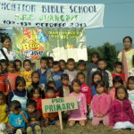 Preprimary VBS Oct. 2013
