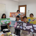 2014 VBS - group with planets
